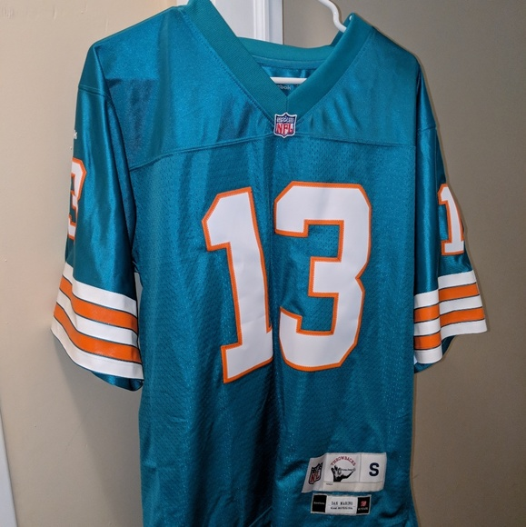 huge selection of 8b0d0 a62bb Dan Marino Authentic Throwback Jersey